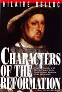 Book: Characters of the Reformation (CHARACTER REF)