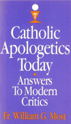 Book: Catholic Apologetics Today (CATHOLIC TODA)