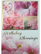Packet Cards (6): Birthday (CD22115)