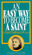 Book: An Easy Way to become a Saint (EASY W)