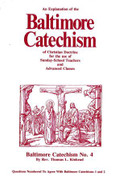 Book: An Explanation of the Baltimore Catechism (EXPLANATION B)