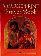 Booklet: CTS LARGE PRINT Prayer Book (9781860820328)