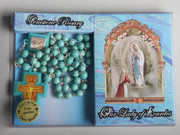 Boxed Rosary: Our Lady of Lourdes(RX0052)