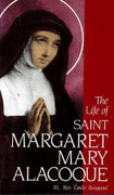Book: The Life of Saint Margaret Mary Alacoque (LIFE OF ST M)