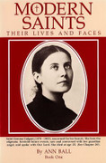 Book: Modern Saints Their Lives and Faces (MODERNS 1)