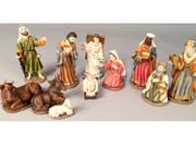 Nativity Set 11 pieces 15cm (NS19505)