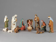 Nativity Set 11 pieces 20cm (NS19253)