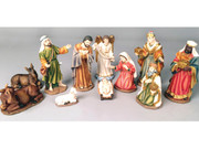 Nativity Set 11 pieces 20cm (NS19512)