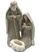 Resin Nativity Scene 12cm (NST1967)