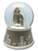 Musical Water Ball Resin Nativity 12cm (NST1972)