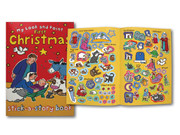 Children's Sticker Book: 1st Christmas (0745963969)