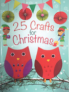 Children's Book: 25 Crafts for Christmas (0745963877)