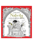 Children's Colouring Book: Nativity