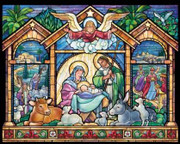 Mini Mosaic Kit: Nativity 120x160cms(KMMNAT)