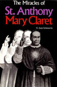 Book: The Miracles of St Anthony Mary Claret (MIRACLES)