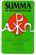 Books: Summa of the Christian Life Vol 2 & 3 (SUMMA CL)