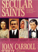 Book: Secular Saints (SECULAR SAINT)
