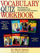 Book: Vocabulary Quiz Book (VOCABULARY)