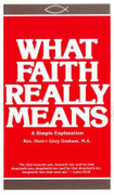 Book: What Faith really Means (WHAT FAITH)
