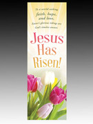 Easter Bookmark: Jesus Has Risen (BME3880)