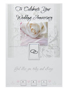 Greeting Cards(6): Wedding Anniversary(CD20619)