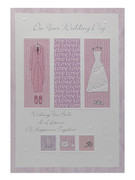 Greeting Cards(6): Wedding Day(CD20632)