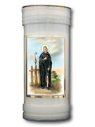 Devotional Candle: St Peregrine