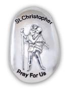 Thumb Stone: St Christopher (TS122)