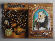 Boxed Rosary: Padre Pio (RX0021)