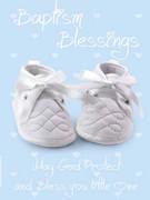Packet Cards (6): Baptism Blue(CDB4517)