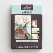 Boxed Cards(12): Wedding (CB86073)