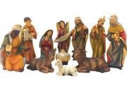 Nativity Set: 11 pieces, 15cm (NS10036)