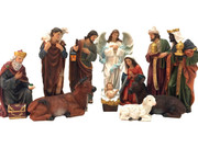 Nativity Set: 11 pieces, 30cm(NS10023)