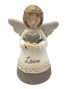 Little Blessing White Angel: Love(ST7018)