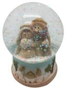 Nativity Scene Snow Ball (NST1985)