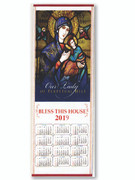 2021 Cane Wall Calendars: Our Lady Perpetual Help (GECAL33)