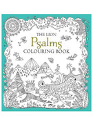 Children's Colouring Book: Psalms