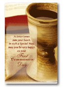 Card (each): Communion Cup 3D/Hologram(CD34503e)