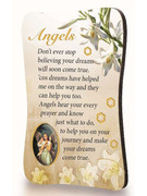 Magnet Plaque: Angels (MG99731)