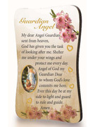 Magnet Plaque: Guardian Angel (MG99735)