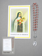CHAPLET St Theresa (ROC18)