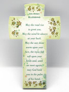 Message Cross: Irish Blessing (PL2827IB)
