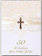 Packet Cards (6): Golden Jubilee Religious Life (CD20527)