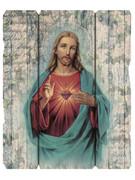 Vintage Frame: Sacred Heart Jesus (PL20001)