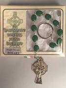 Rosary Decade: Shamrock (RD410)