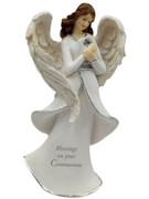Resin Angel 16cm:  Communion(HA8013)