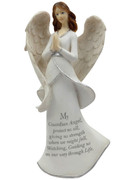 Resin Angel 20cm:  Guardian Angel(HA8007)