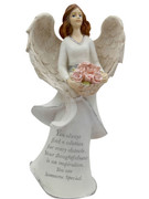 Resin Angel 20cm:  Someone Special(HA8010)