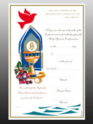 Combined Communion & Confirmation Certificate (CE697)