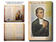 Mini Lives of Saints: St Louis de Montfort (LF5480)